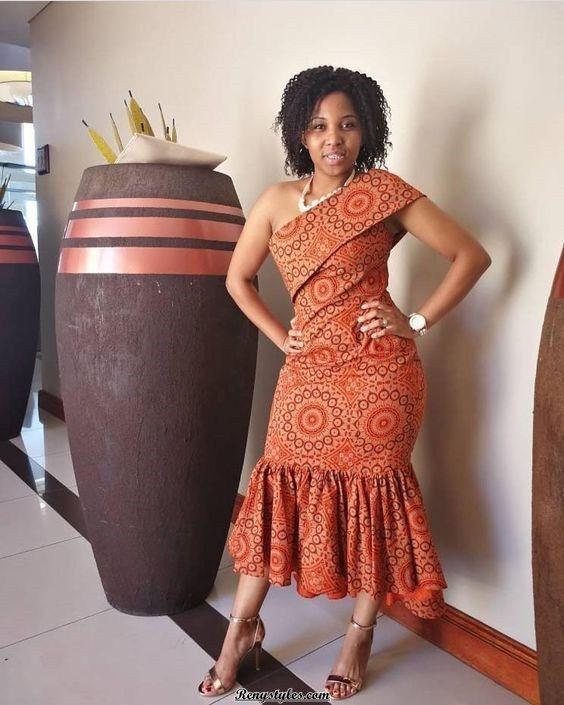 Shweshwe Designs 2019