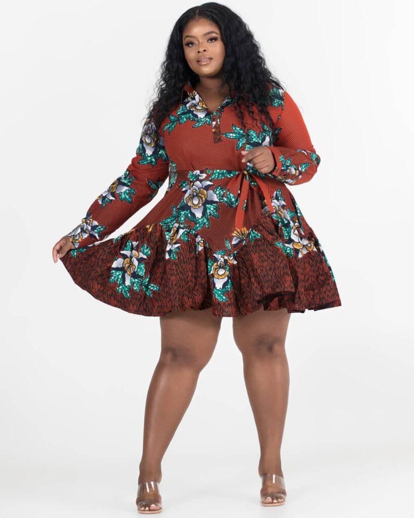 Short African Dresses 2019