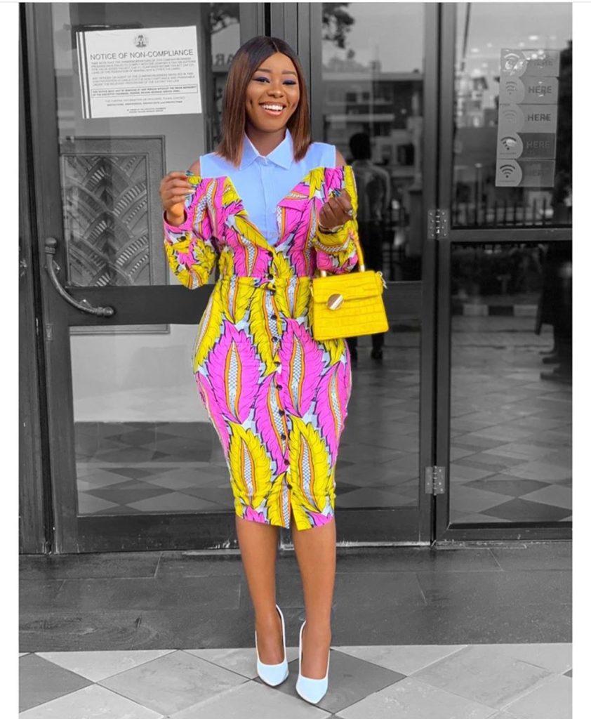 Latest Ankara Gown Styles 2019