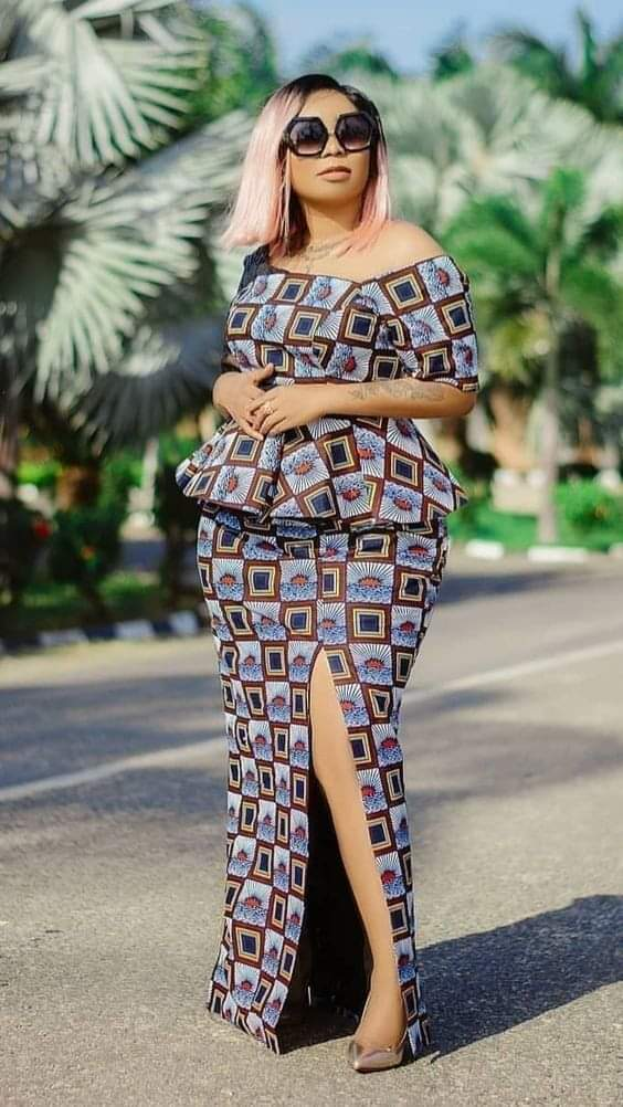 Latest Ankara Styles 2019